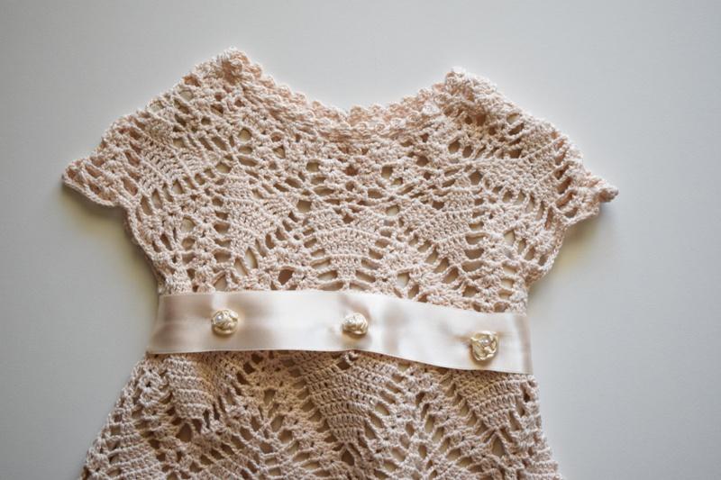 3c5afae019f Πλεκτό Παιδικό Φόρεμα   Πλεκτά Παιδικά Φορέματα   TrelaNimata.gr